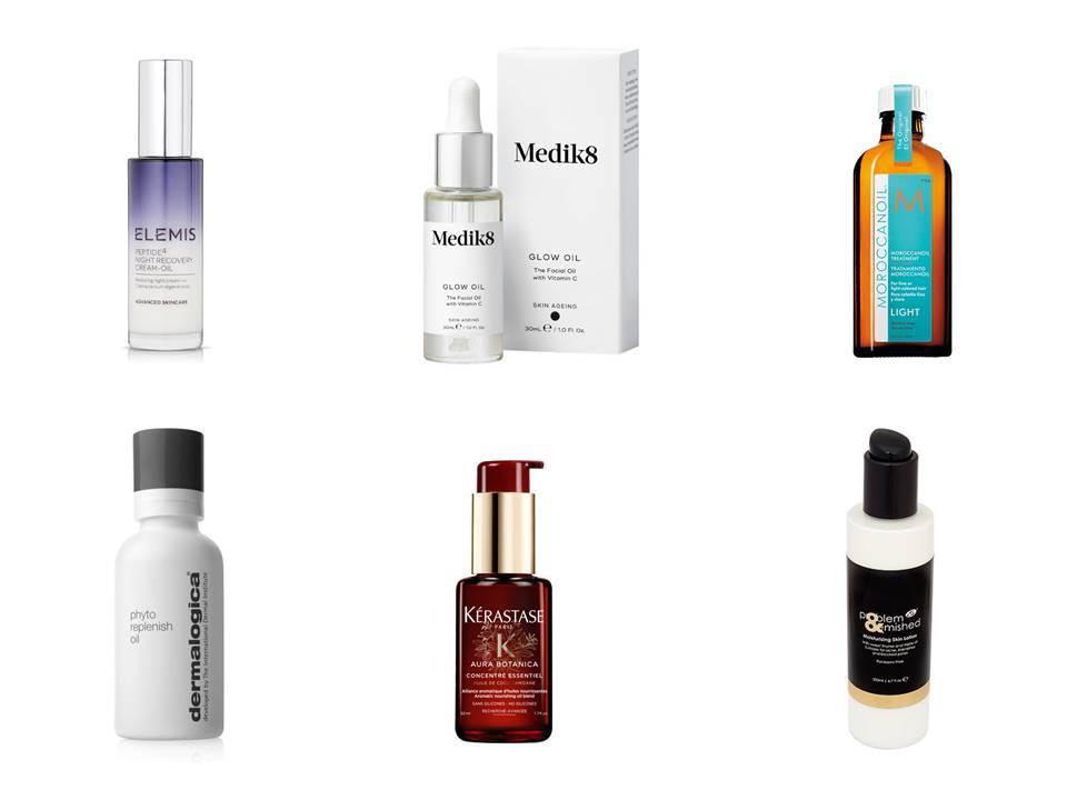 Slick and sweet: choose your oil for summer